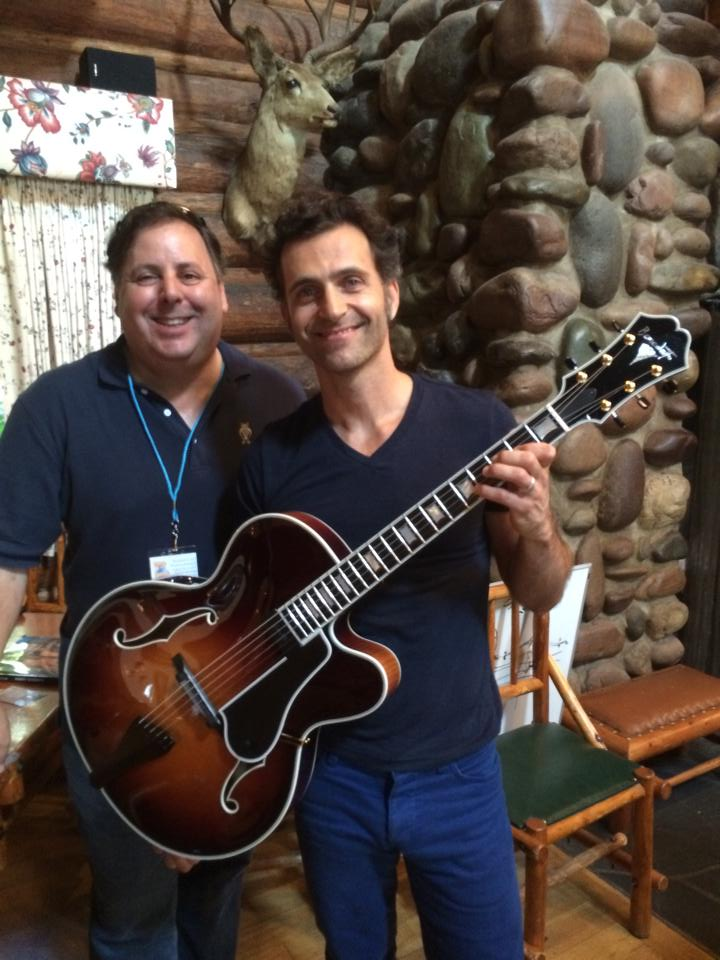 Howard Paul & Dweezil Zapa, MT