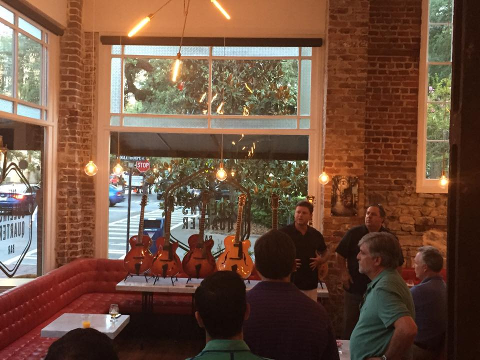 Wells Fargo Investors Talk, CQ, Savannah 2015