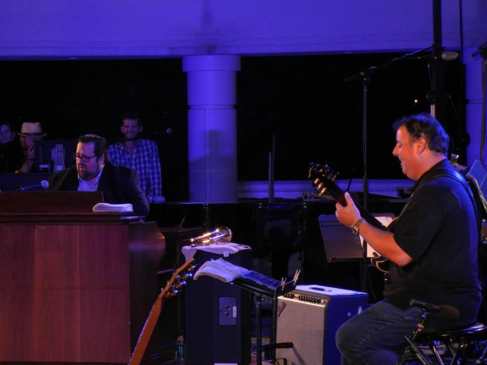Joey DeFranceso & Howard Paul, Savannah Jazz Festival 2013