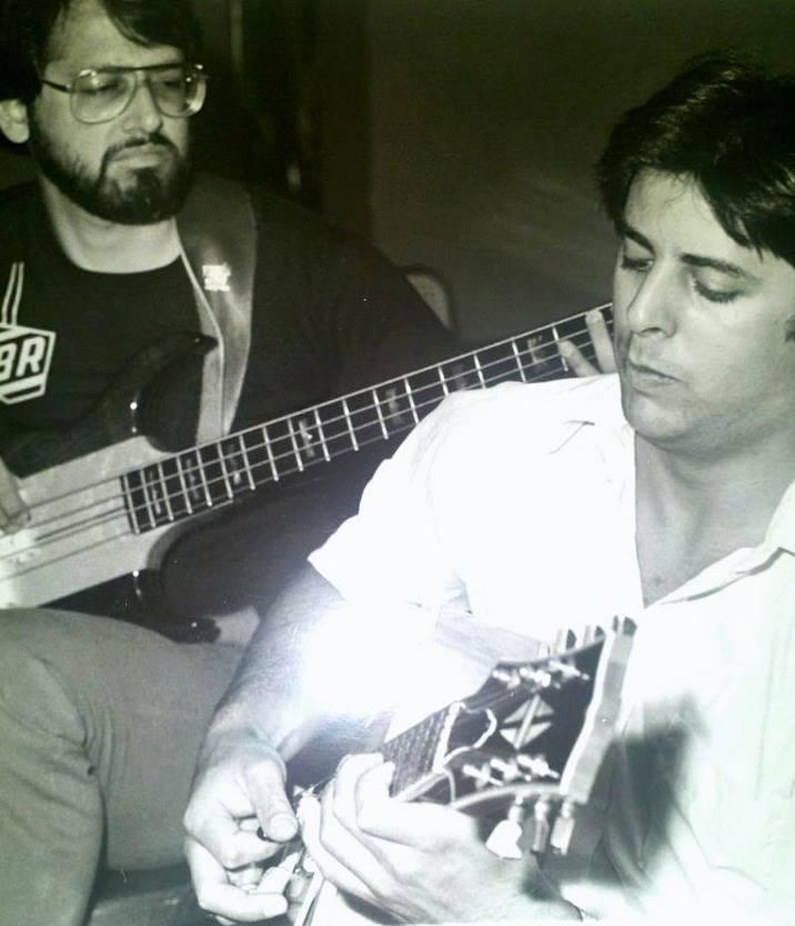 Frank Borino & Howard Paul 1979