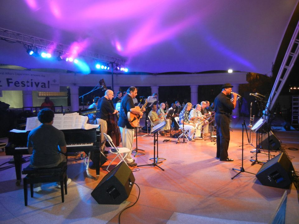 Savannah Jazz Orchestra, Savannah Jazz Festival