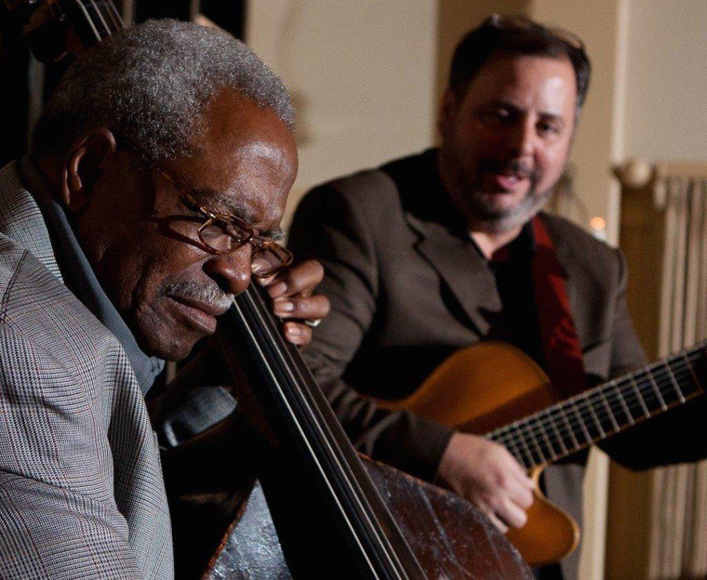 Palmetto Bluff House Band - Ben Tucker & Howard Paul.  Photo by Zielenbach