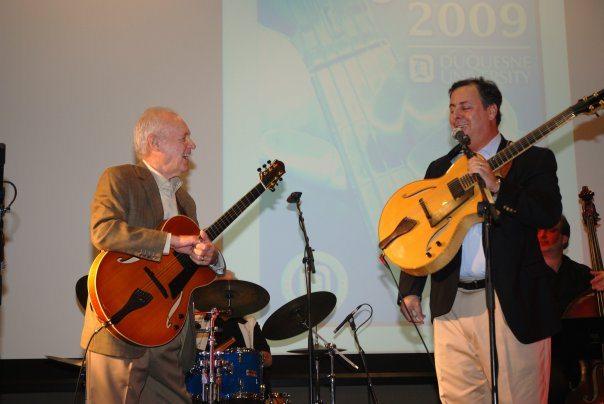 2009 Duquesne University Guitar Festival w/Joe Negri & Howard Paul