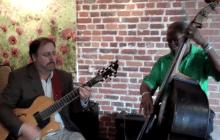 Howard Paul and Ben Tucker at Ruth's Chris Savannah 2011