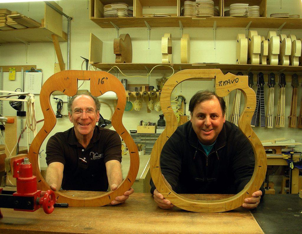 Bob Benedetto & Howard Paul
