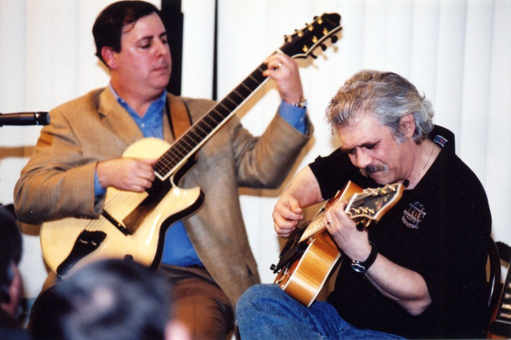 Howard Paul & Jimmy Bruno in Rosewell, GA