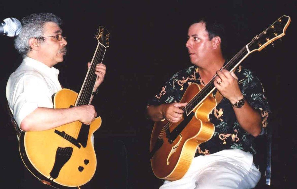 Jimmy Bruno & Howard Paul at The Jazz Corner, Hilton Head Island SC