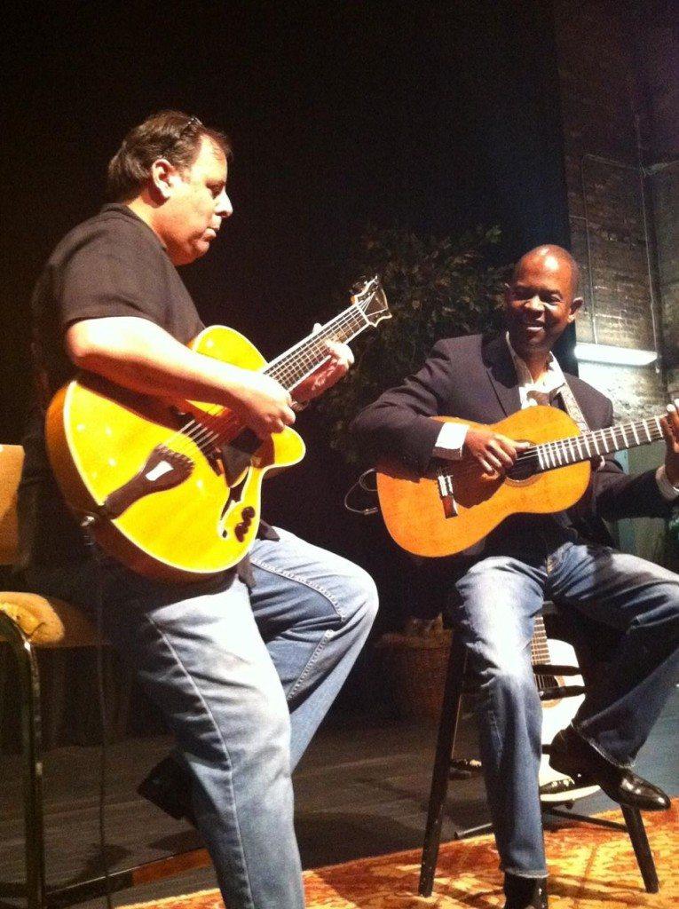 Howard Paul & Earl Klugh in Macon GA
