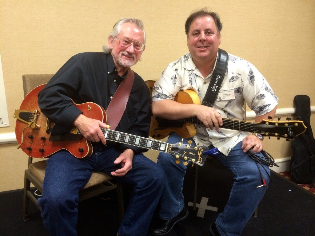 CAAS Duet Workshop with Jim Nichols & Howard Paul