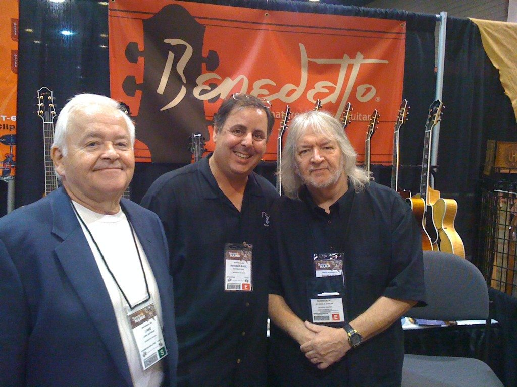 NAMM Show with Lane Zastrow, Howard Paul & Seymour Duncan