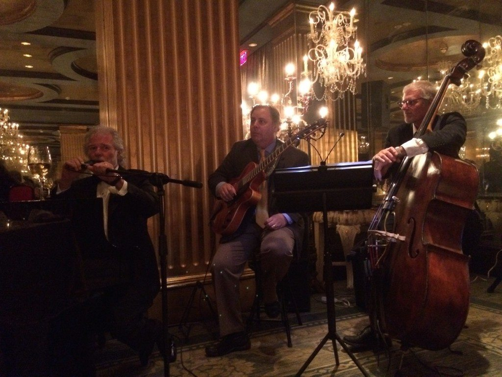 Mansion on Forsyth Park w/Piano legend Chuck Leavell, Howard Paul & Mitch Hennes.  This performance was for Chuck's daughter's wedding. 2014
