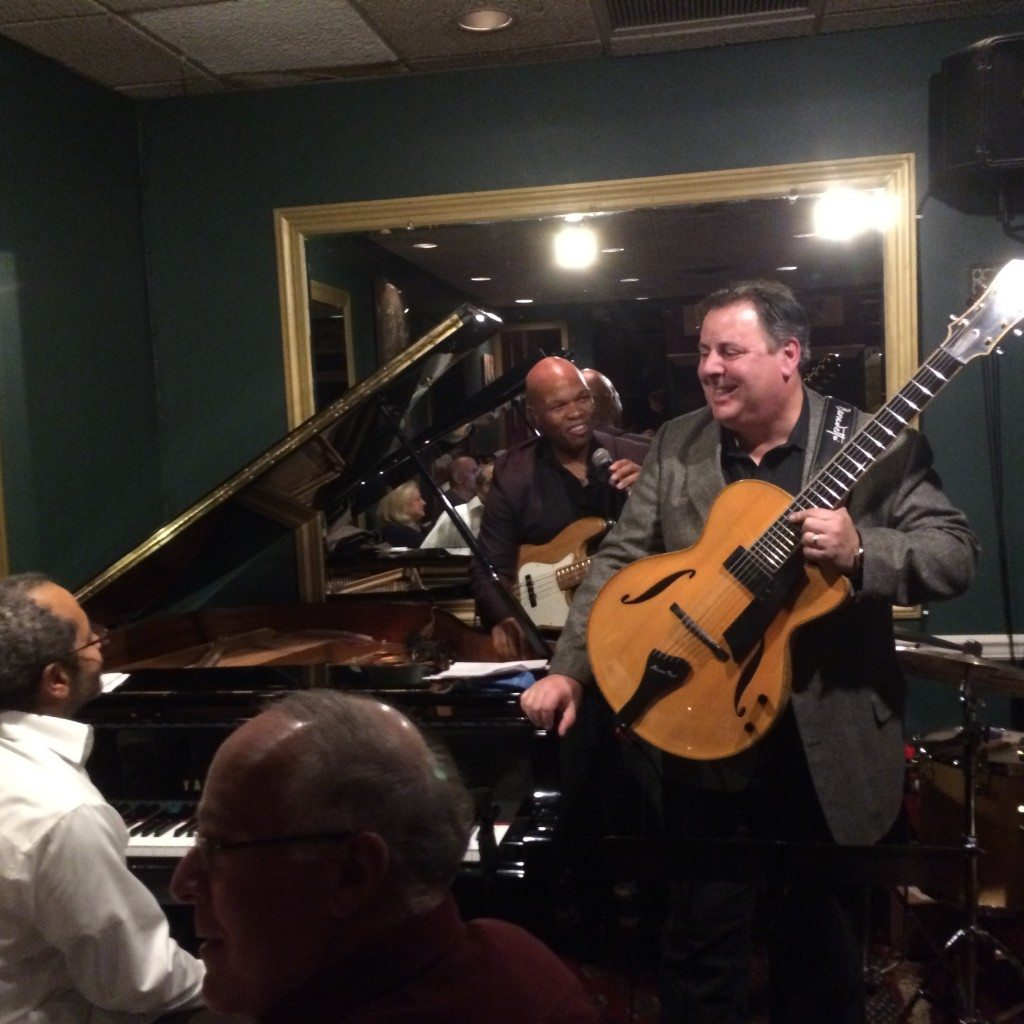 Shanghai Jazz with Nat Adderley Jr., Mark Peterson, Howard Paul and Karl Latham. 2014