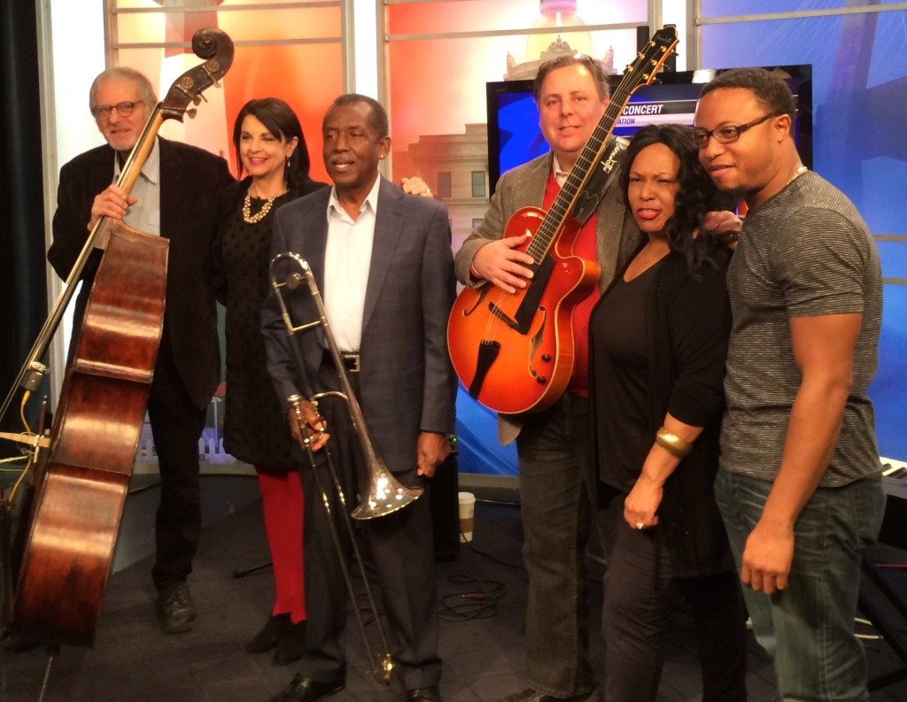 TV Promo with Mitch Hennes, Jody Chapin, Teddy Adams, Howard Paul, Gina Rene, and Eric Jones at 5AM!