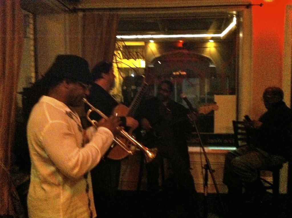 Savannah Music Festival late night jam with Marcus Printup, Howard Paul, Rodney Jordon and Ben Tucker