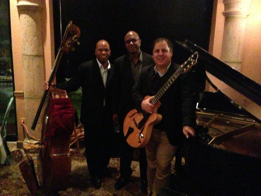 The Fairlawn Pavilion with Mark Peterson, Ron Thompson and Howard Paul 2013