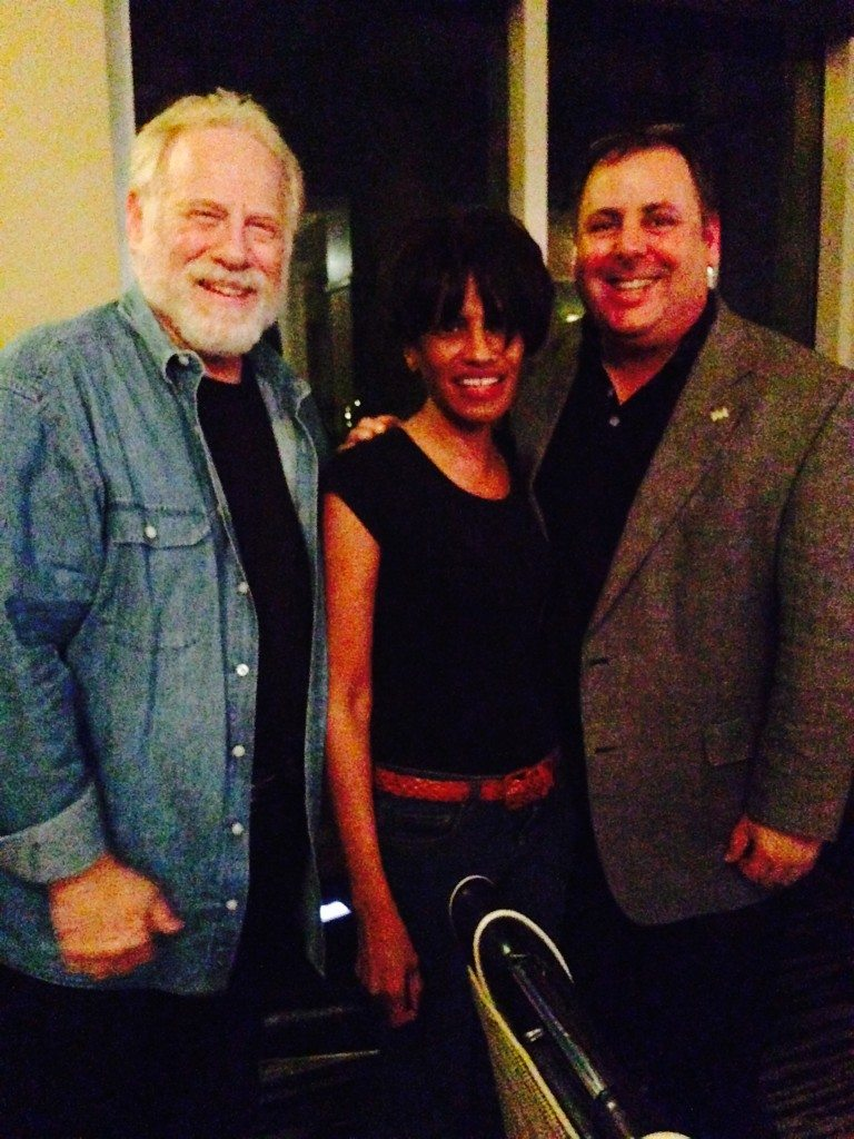 Savannah Jazz Concert w/maneger Ed Harris, amazing Audrey Shakir, and Howard Paul