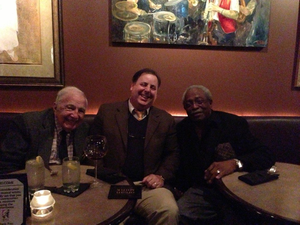 Bucky Pizzarelli, Howard Paul & Ben Tucker at The Jazz Corner, Hilton Head, SC 2012