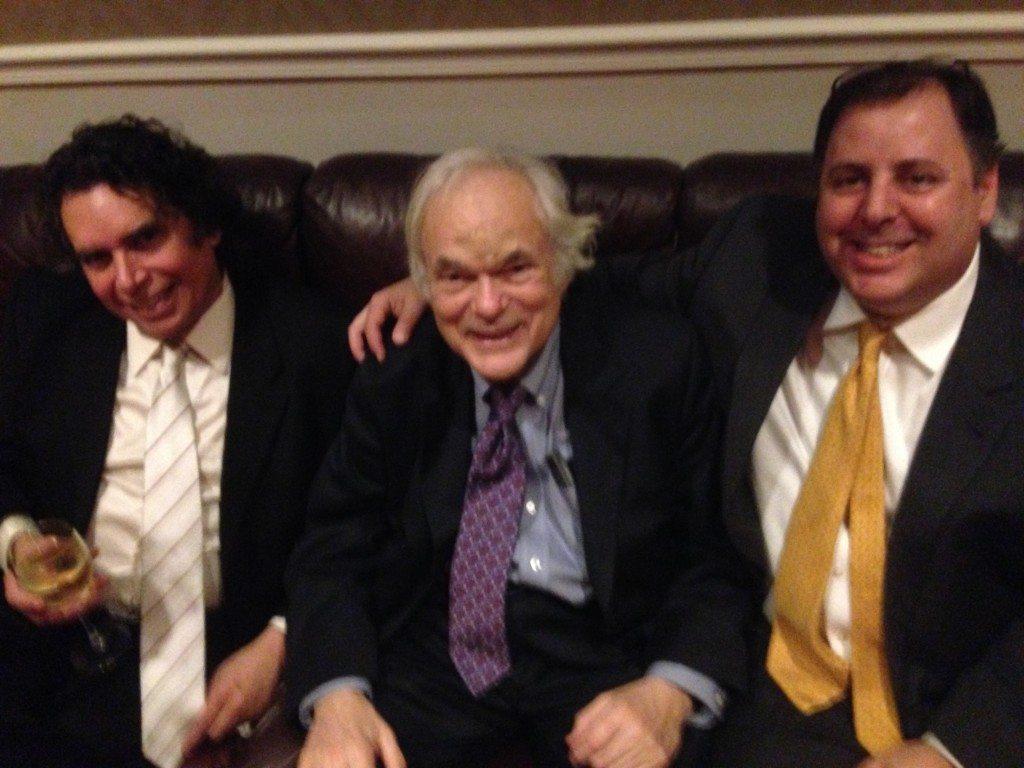 Savannah Music Festival 2014 trio performance with Howard Alden, Gene Bertoncini, and Howard Paul