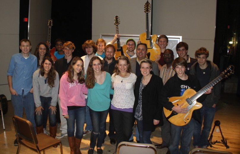 College of Charleston Guitar Festival
