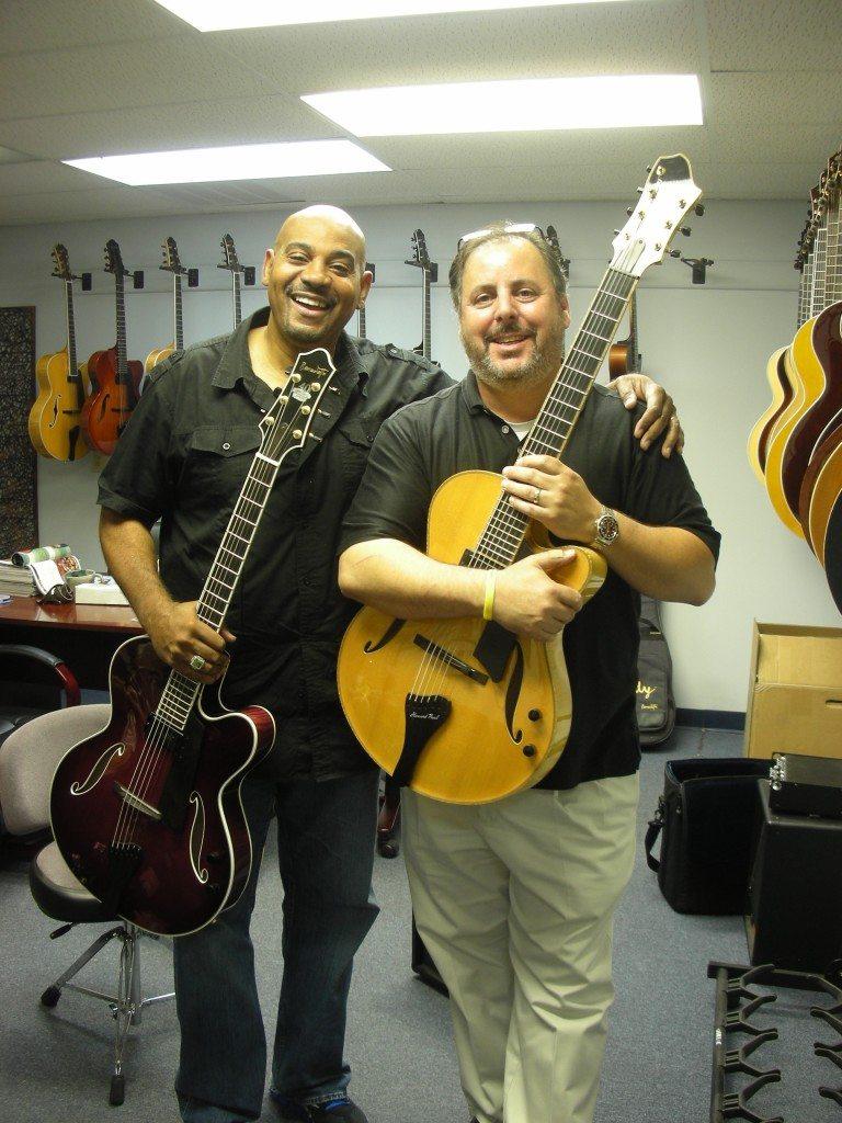 Allan Harris & Howard Paul at Benedetto