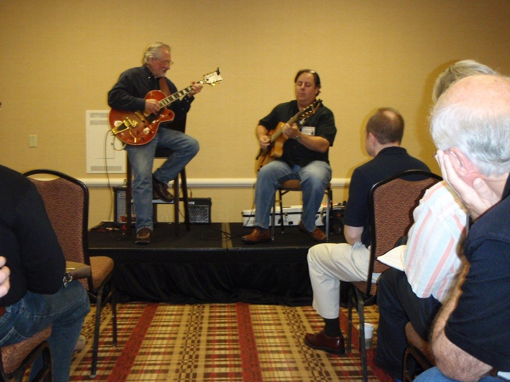 CAAS Duo with Jim Nichols and Howard Paul