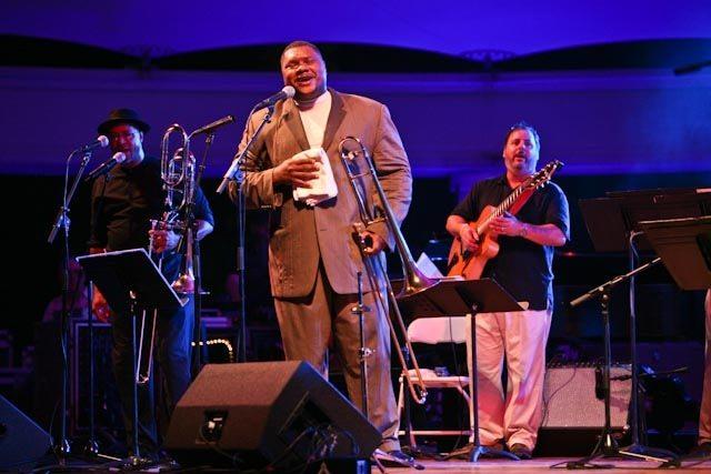 Savannah Jazz Festival with Wycliff Gordon & Howard Paul