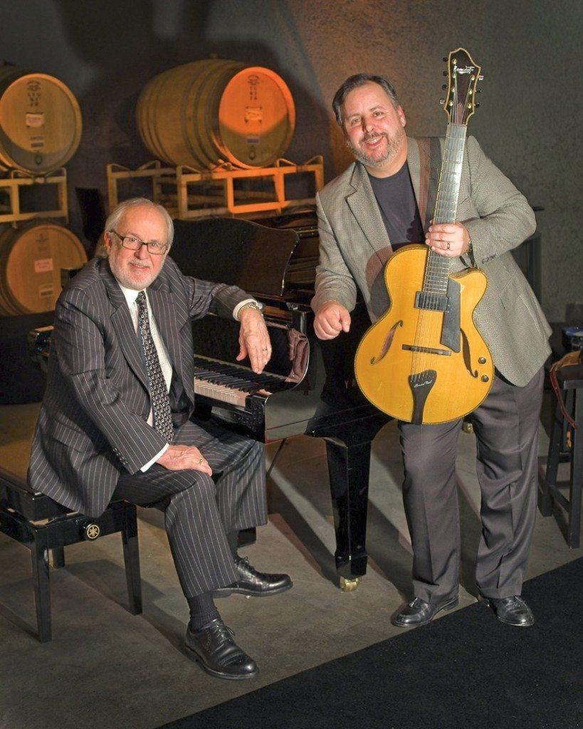 Bob James & Howard Paul.  Photo by Mike Oria