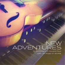 Tony Monaco/Howard Paul: New Adventure s 2014