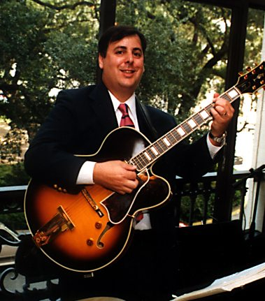 1995 First City Club, Savannah, GA w/Gibson L5 Wes Montgomery Model