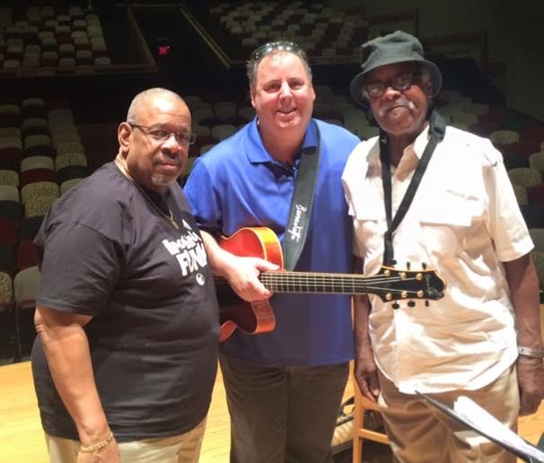 2015 Savannah Jazz Festival: Fred Wesley, Howard Paul, Eddie Pazant