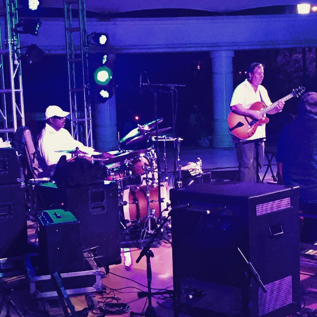 2015 Savannah Jazz Festival: Harvey Mason, Howard Paul, Tony Monaco