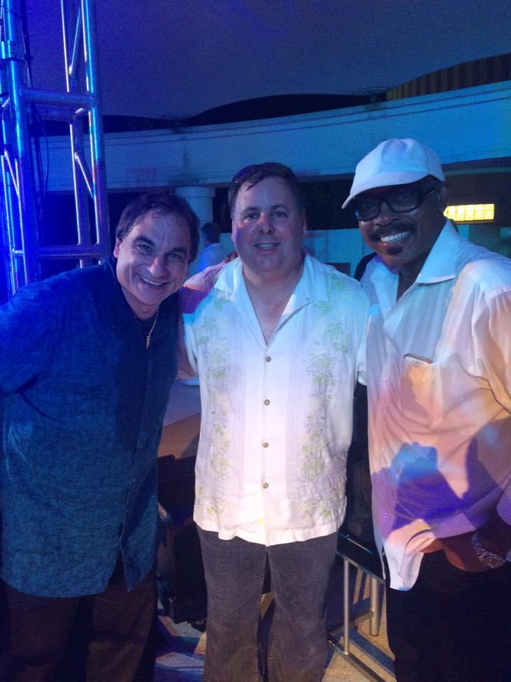 2015 Savannah Jazz Festival: Tony Monaco, Howard Paul, Harvey Mason