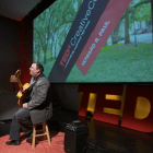 "TEDx Talk 2015 at Telfair Museum, Savannah.  ""Balance"""