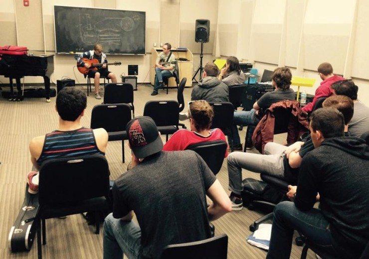 UC Denver Guitar Workshop 2015