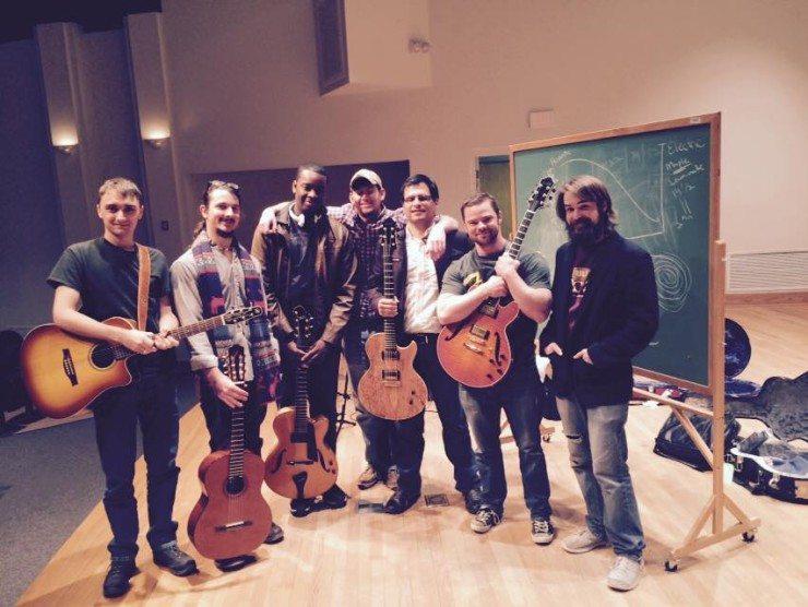 ULM Guitar Workshop with Dan Sumner