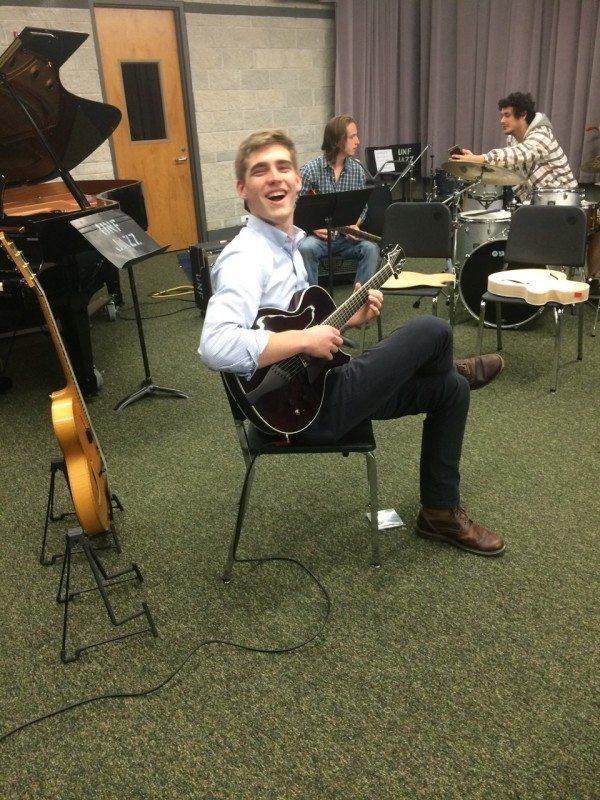 UNF Guitar Workshop w/Barry Greene