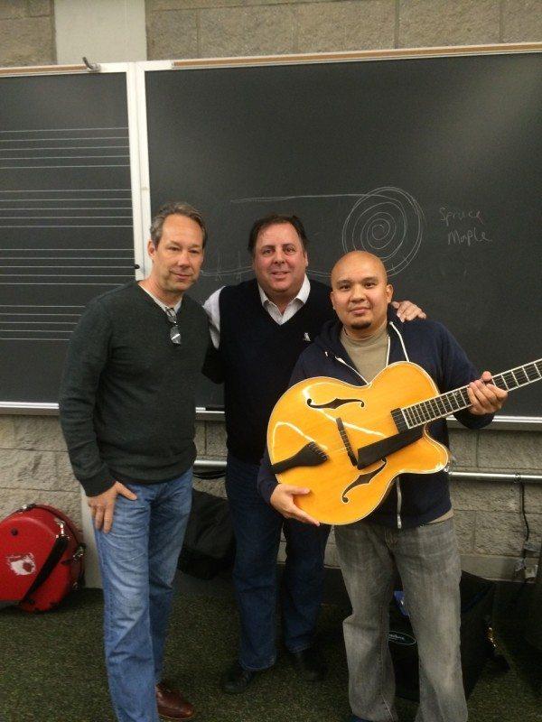 UNF Jazz Workshop w/Barry Greene